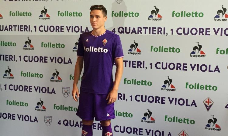 Fiorentina, quattro seconde maglie per la prossima stagione: il comunicato