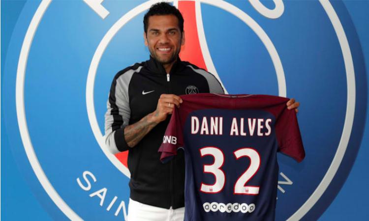 Dani Alves: 'Il problema della Juve? Mancava la musica'