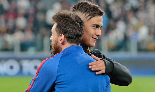 Dybala come Messi: Juve, segui il Barça