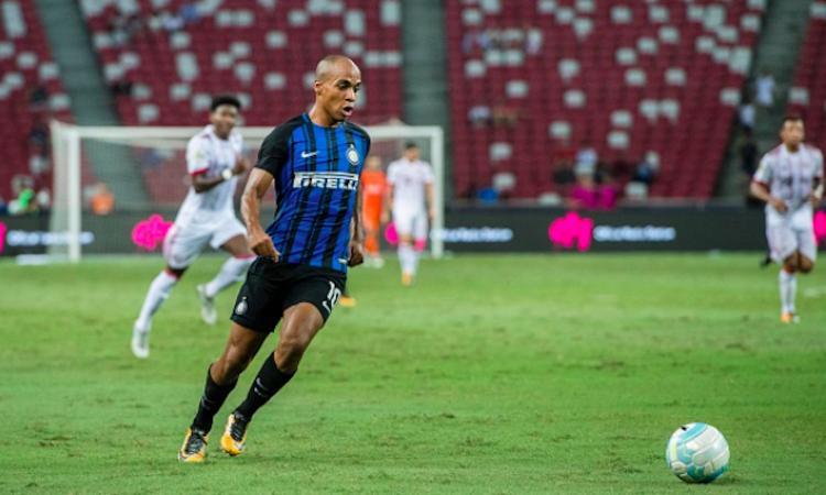 Joao Mario: 'Spalletti è determinante. Voglio vincere il derby'
