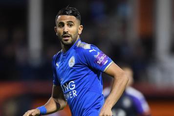Mahrez Leicester concentrato