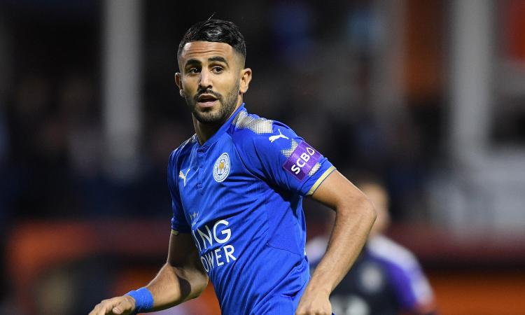 Roma, ecco le quattro alternative a Mahrez