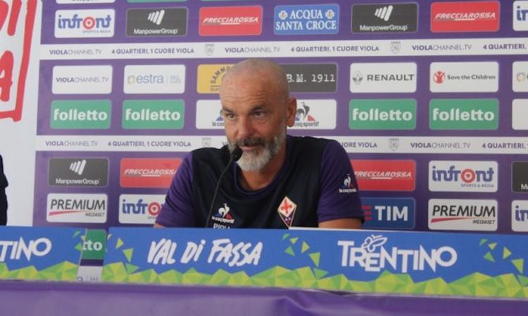 Fiorentina, Pioli: 'Chiesa può saltare il Sassuolo. Non mi sento in discussione'