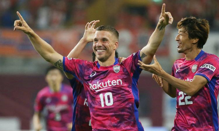 Giappone: Podolski in gol, ma vince Ibarbo VIDEO