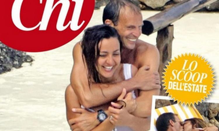 Allegri con Ambra in vacanza romantica a Venezia VIDEO