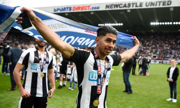 Ayoze Perez: la rinascita del 'Diez' di Newcastle che piaceva a Barcellona, Real e Napoli