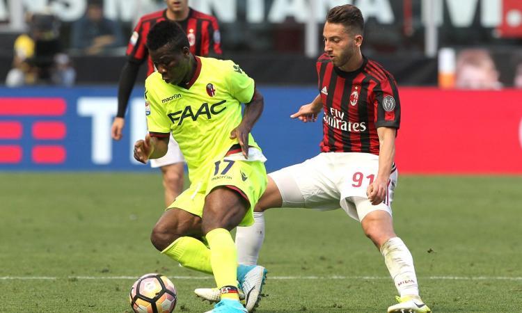 Milan, Bertolacci verso il rinnovo