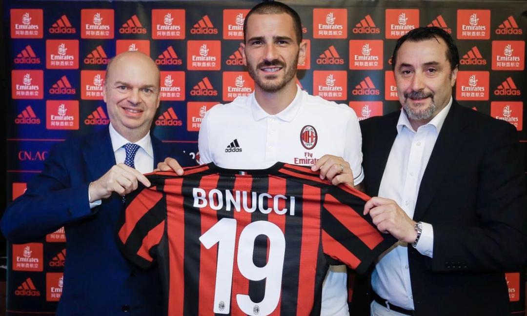 Juve: serve davvero un sostituto di Bonucci?