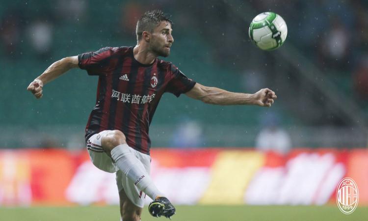 Milan, verso lo Shkendija: provato Borini nella formazione titolare