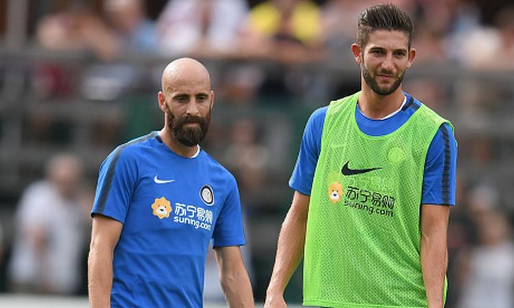Inter, buone notizie per Borja Valero