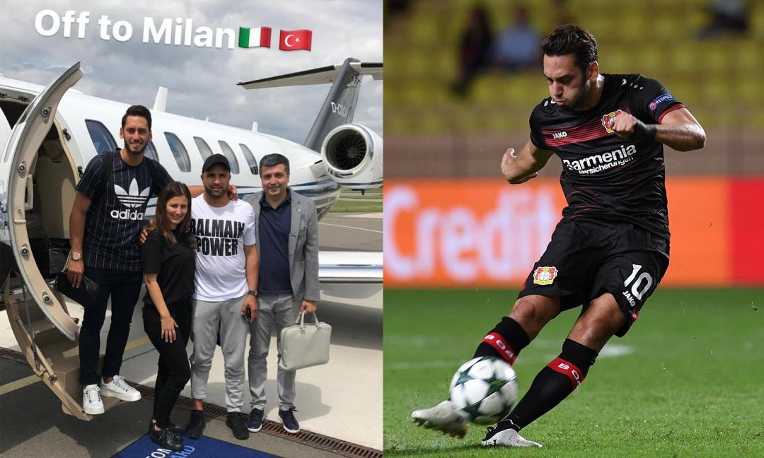 Milan: se sono Conti, torneranno
