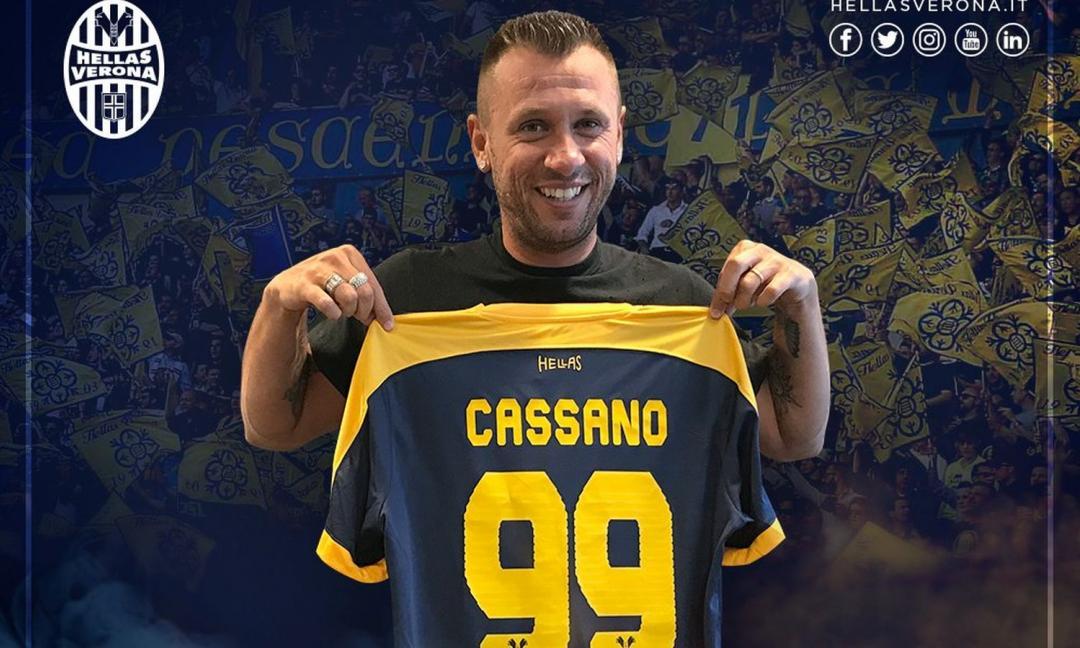Cassano e la Juventus