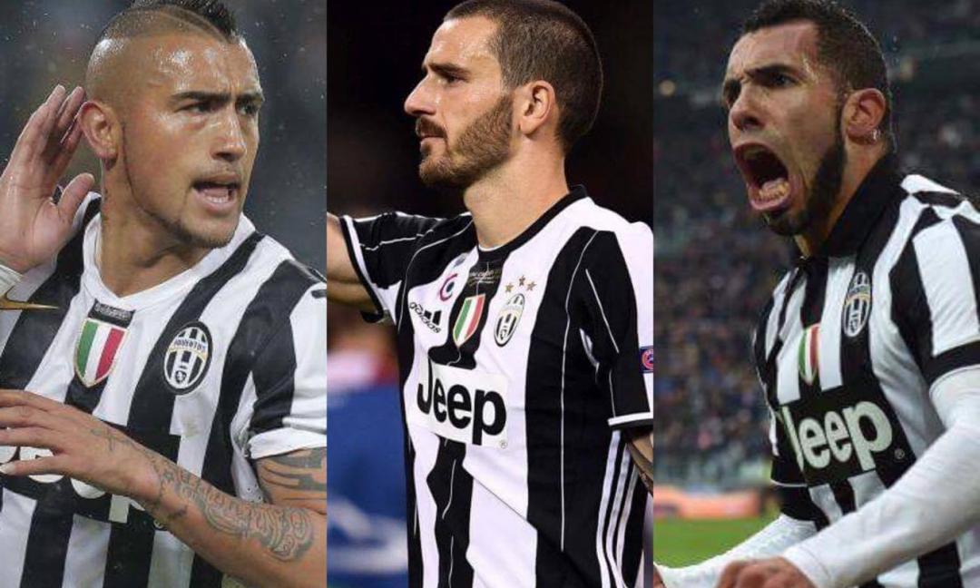 Nessun calciatore è più grande della Juve