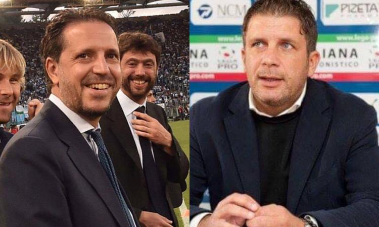 Paratici per ora resta, ma la Roma fa sul serio: la prima mossa Juve è la promozione di Cherubini