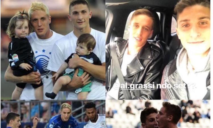 Conti al Milan, il saluto di Caldara: 'Ci dividiamo, ma saremo amici per sempre'