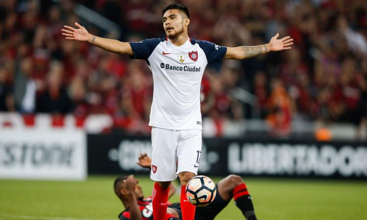 Inter, senti Paulo Diaz: 'Voglio giocare la Champions'