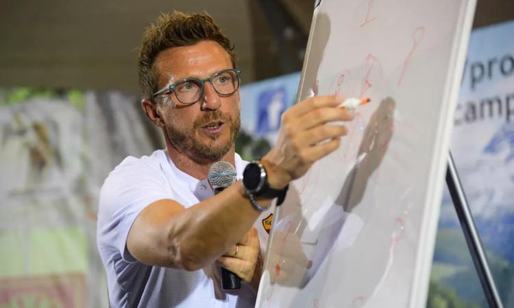 Roma, squadra in campo per la rifinitura: tre recuperi importanti