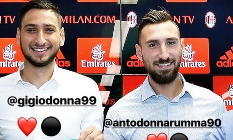 Il Milan UFFICIALIZZA Antonio Donnarumma. Contratto fino al 2021