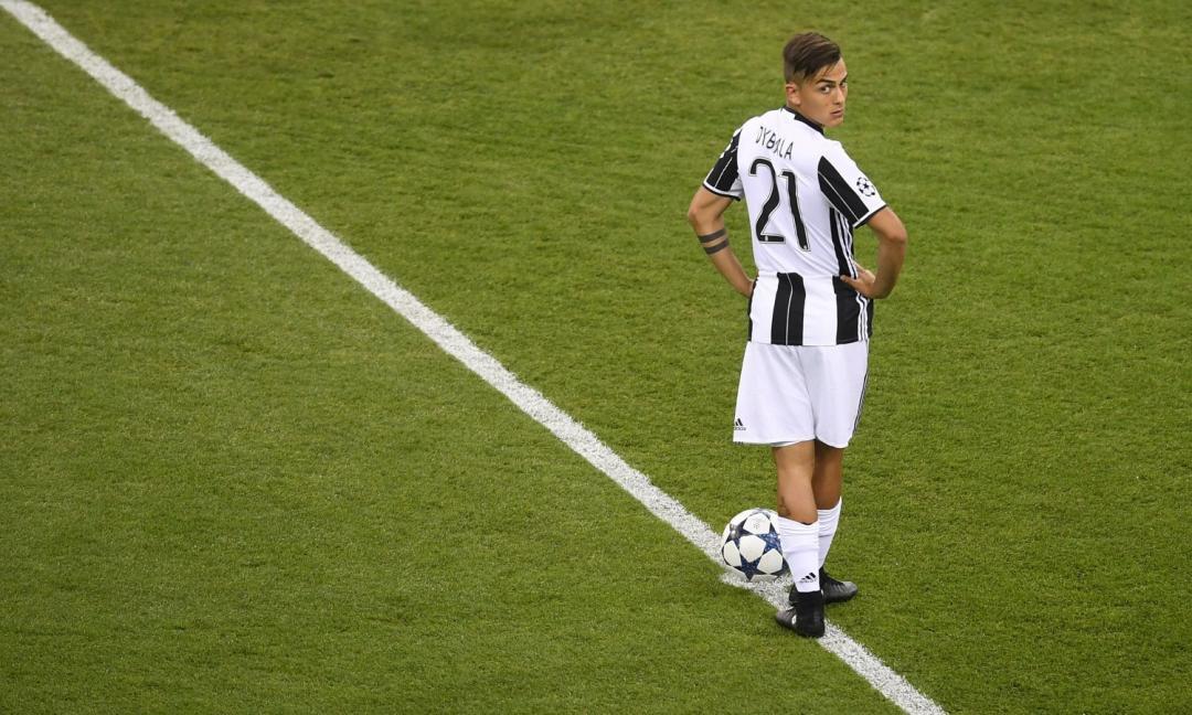 Top Juve? Dybala deve partire e non è il solo...