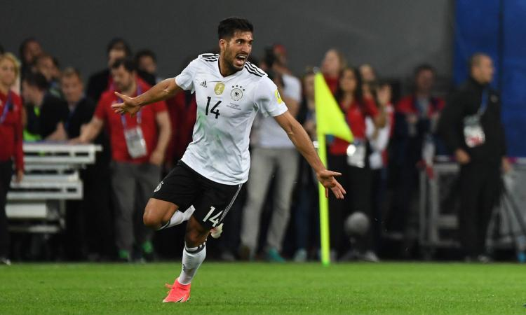 Juve, due obiettivi in campo con la Germania