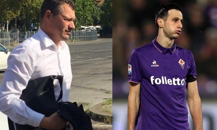 L'agente di Kalinic a Milano, nuovi contatti con il Milan: lo scenario