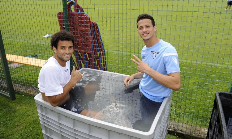 Lazio, UFFICIALE: ecco le condizioni di Felipe Anderson e Lucas Leiva