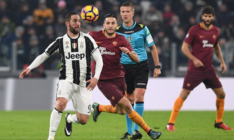 Juve-Roma: incontro per Manolas