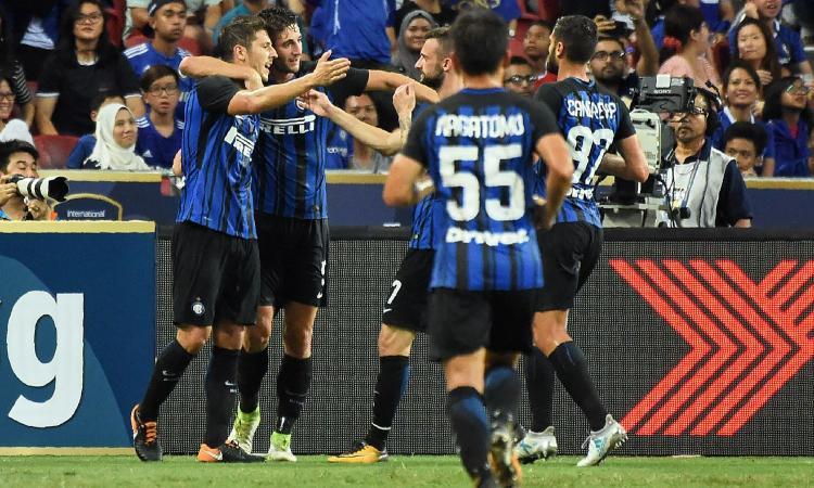 L'Inter convince col Villarreal, finisce 3-1: magia di Jovetic, si rivede Icardi