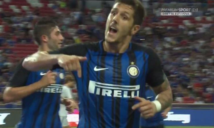 Inter, corsa a quattro per Jovetic
