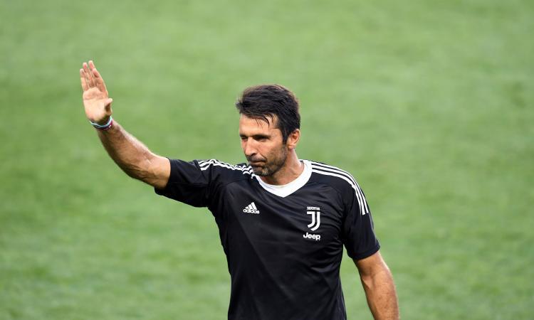 Juve, Buffon conferma: 'Vinco la Champions o mi ritiro'