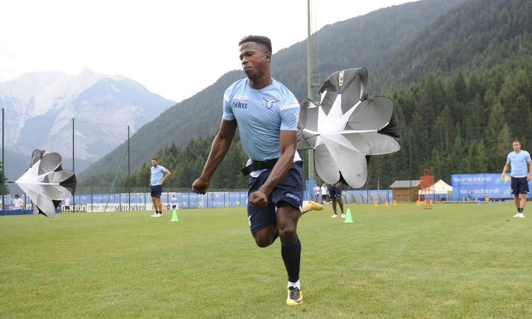 L'Inter torna su Keita, ma c'è la Juve