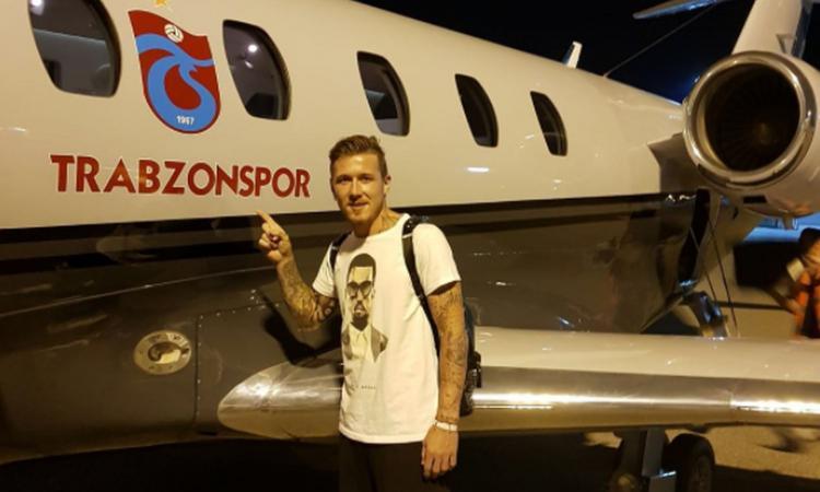 Milan, Kucka va al Trabzonspor FOTO