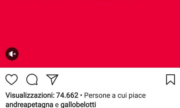 Milan: Bonucci pubblica il nuovo hasthag, Belotti mette il like