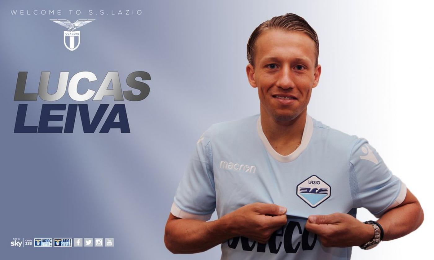 Lazio, Lucas Leiva sfida la Juve: 'Crediamo nella Supercoppa ...