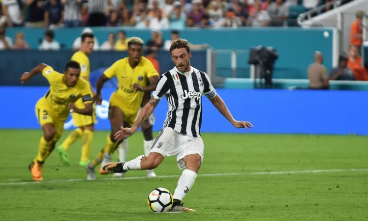 Juventus, Marchisio può partire