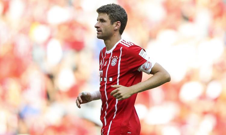 Bayern, Muller difende Ancelotti: 'Colpa nostra' VIDEO