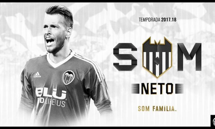 Valencia, UFFICIALE: arriva Neto dalla Juventus. Clausola da 80 milioni