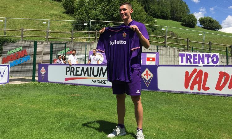 Fiorentina, si complica l'idea prestito per Milenkovic