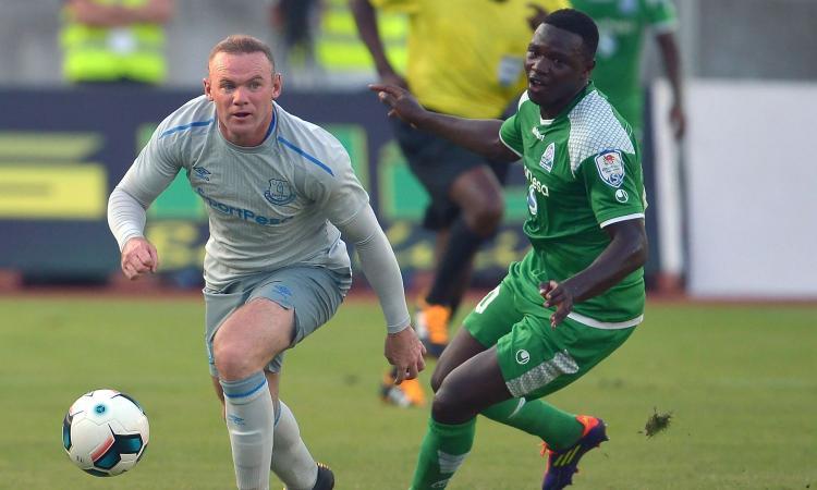 Everton: Rooney subito in gol! VIDEO
