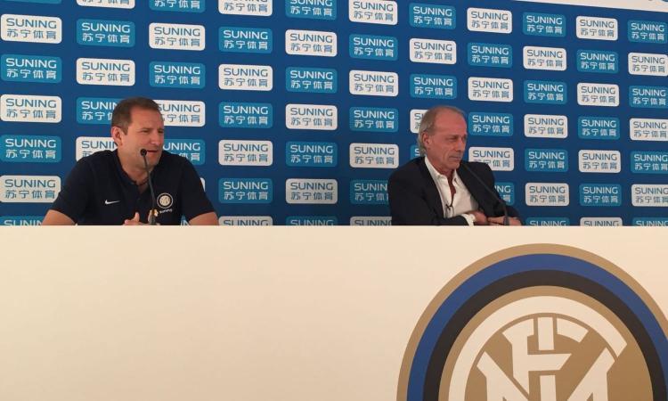 Sabatini: 'Nainggolan e Vidal mi piacciono, Di Maria non è una priorità. Perisic? Accettiamo contropartite'