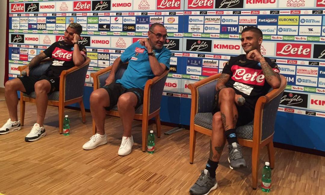 Bonucci e Salah out... E se fosse un Napoli tricolore?