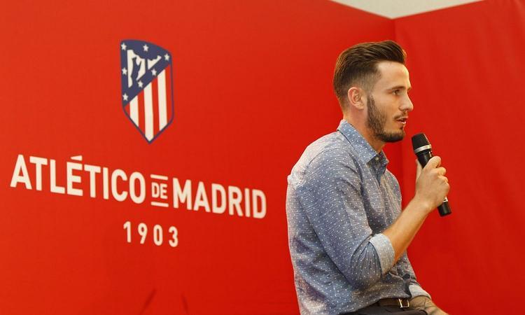Atletico Madrid, Cerezo: 'Saul? Straordinario, sarà da esempio per tutti'
