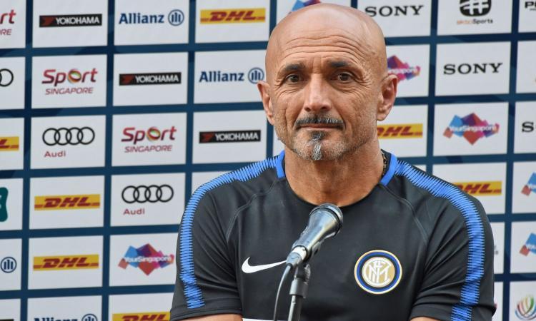 Spalletti: 'Acquisti di valore, ma i top player l'Inter li aveva già. Su Icardi...'