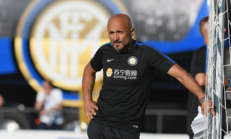 Spalletti: 'Inter, promesse sul mercato che devono essere mantenute'