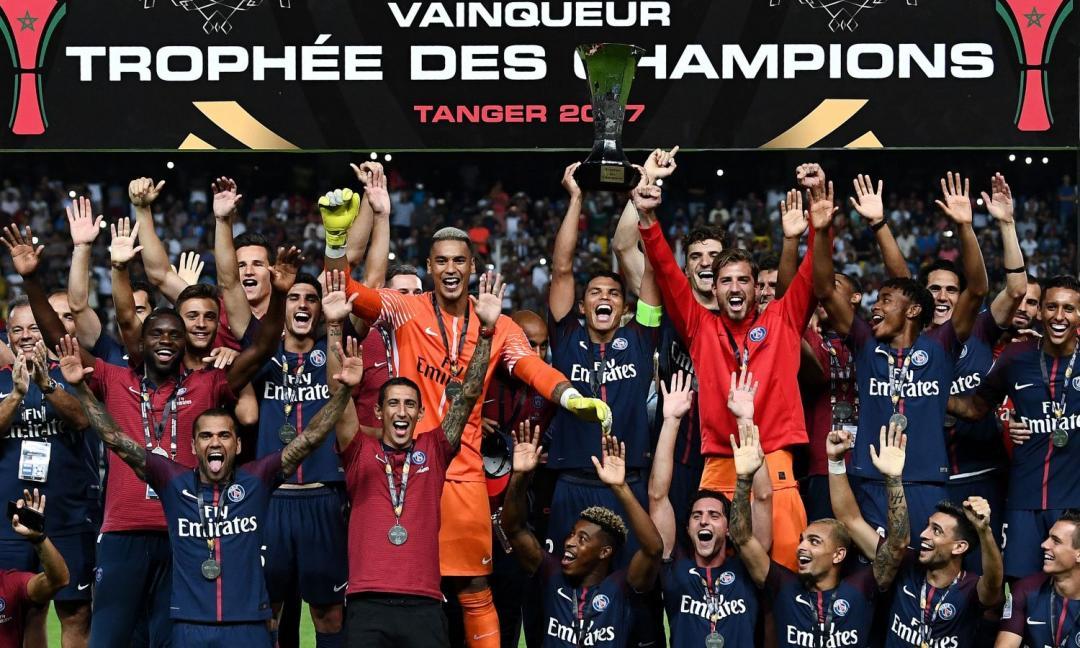 Risiko nel calcio europeo: tutti contro il Psg!
