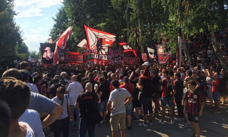 Milan, domani alle 12 parte la campagna abbonamenti