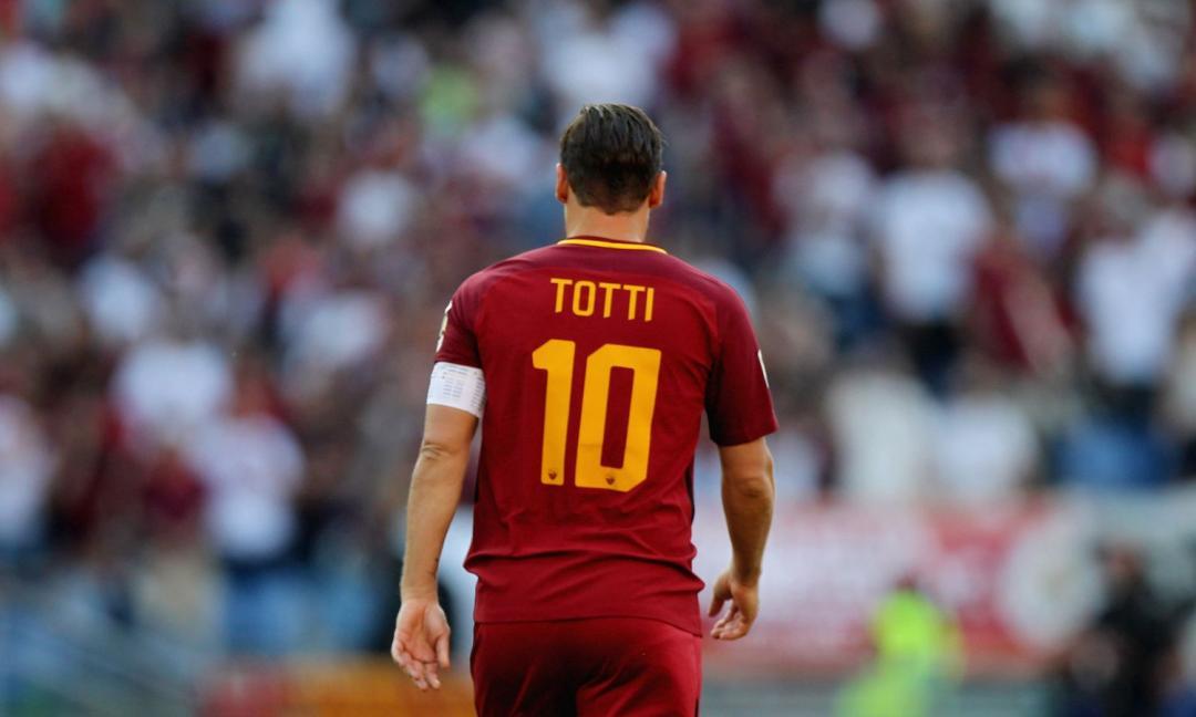 """Un anno fa """"Capitan Totti"""" salutava il calcio"""