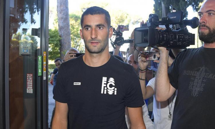 Roma, Gonalons: 'Sono qui per vincere dei titoli'