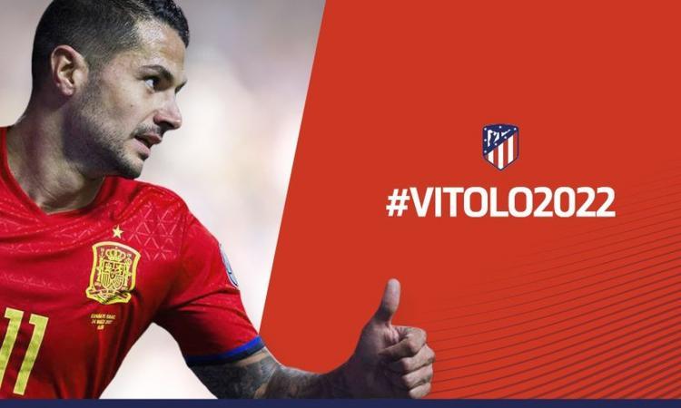 Atletico Madrid, UFFICIALE: arriva Vitolo, giocherà 6 mesi nel Las Palmas