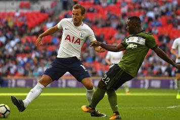 Asamoah Juve Kane Tottenham